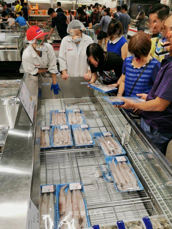 20190908173402 39 - 中秋烤肉台中好市多COSTCO肉類海鮮特價資訊,要來先有排隊的準備