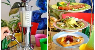 台中大里早午餐推薦|晨光手作料理坊義大利麵全天候供應,壽星還能免費加麵或是飲料升級加油桶!