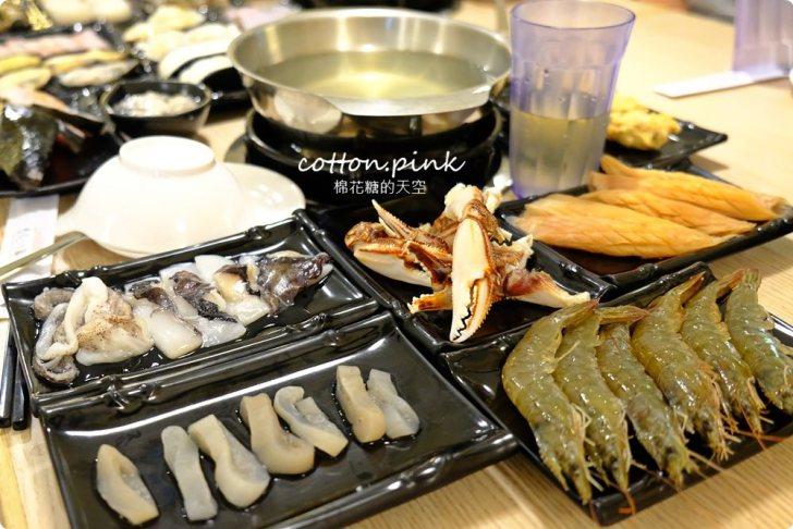 20191129130538 35 - 熱血採訪│台中火鍋吃到飽,這家超過七十種食材任你吃,海鮮就超過20種的漂亮火鍋