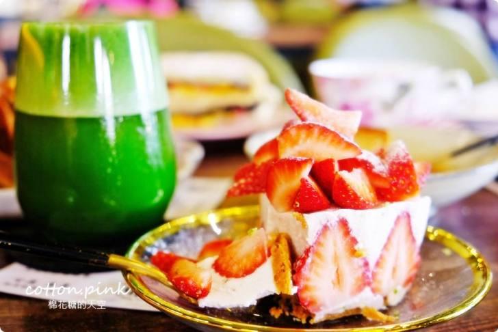 20191207170857 14 - 熱血採訪│台中芒果樹49號隱藏版草莓蛋糕在這裡!還有大人口味威士忌布丁