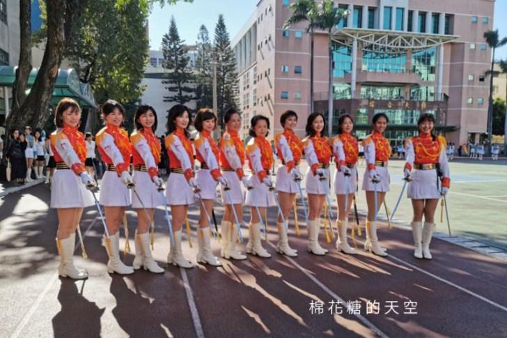 20191210213722 25 - 台中女中百年校慶就是這週末!超過300位儀隊隊員回娘家演出~