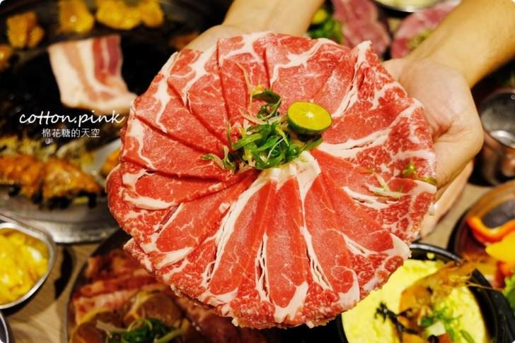 20191224003123 82 - 熱血採訪|台中公益路唯一韓式燒肉吃到飽!五花肉.KR mini韓國烤肉BBQ台中只有這一家~