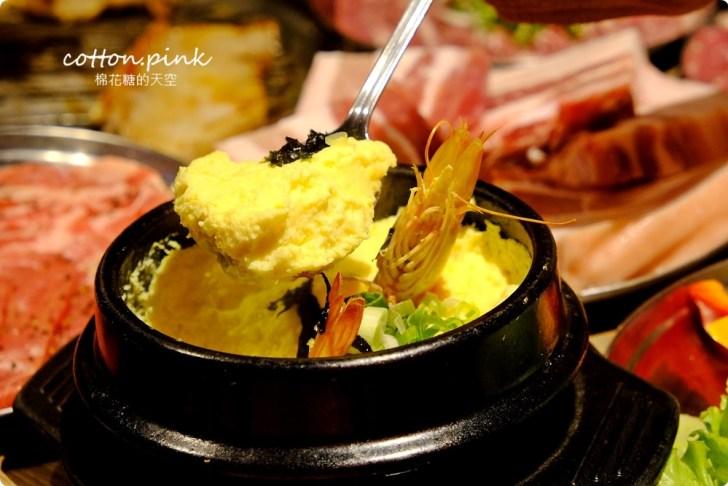 20191224003125 15 - 熱血採訪|台中公益路唯一韓式燒肉吃到飽!五花肉.KR mini韓國烤肉BBQ台中只有這一家~