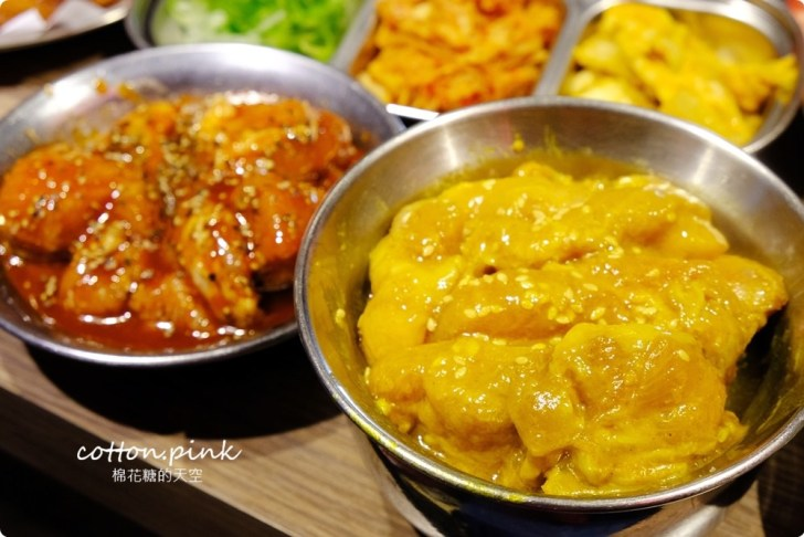 20191224003133 42 - 熱血採訪|台中公益路唯一韓式燒肉吃到飽!五花肉.KR mini韓國烤肉BBQ台中只有這一家~