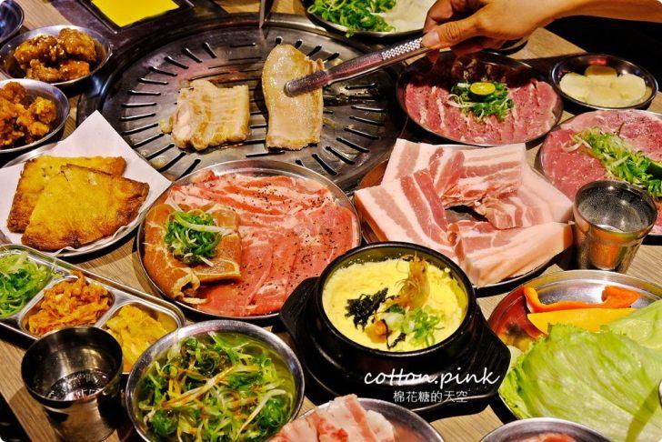 20191224003157 52 - 熱血採訪|台中公益路唯一韓式燒肉吃到飽!五花肉.KR mini韓國烤肉BBQ台中只有這一家~