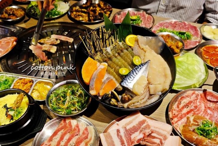 20191224003158 70 - 熱血採訪|台中公益路唯一韓式燒肉吃到飽!五花肉.KR mini韓國烤肉BBQ台中只有這一家~