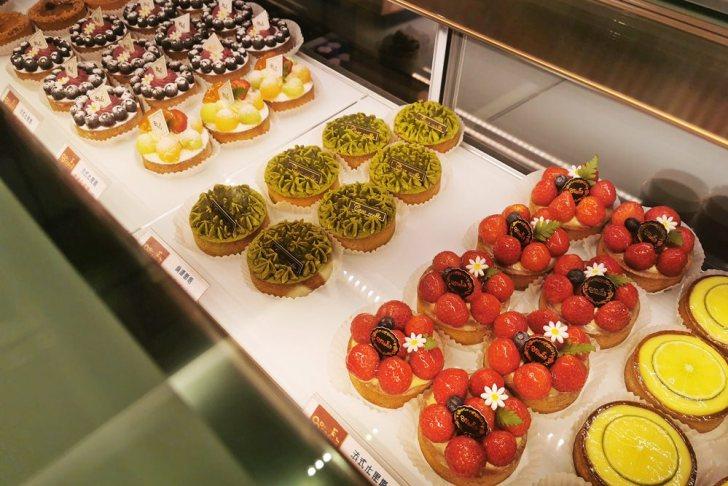 20191227145047 91 - 只有7天!台中大遠百首度舉辦甜點美食展~不二製餅蛋黃酥、麥吉、舒芙蕾、草莓蛋糕通通來了~