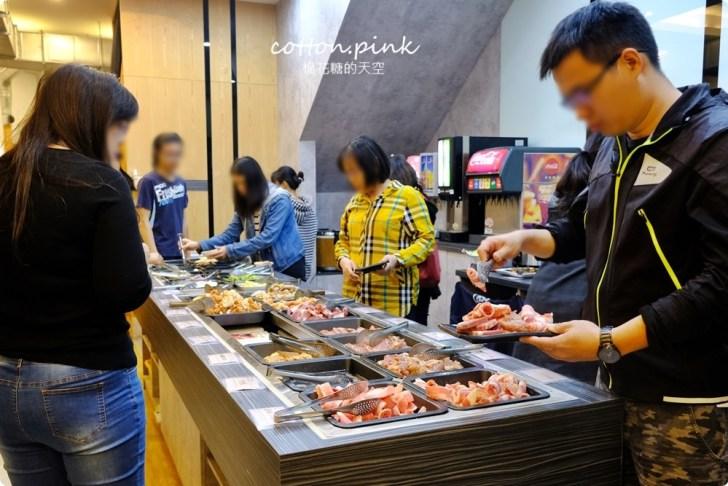 20200106161854 5 - 熱血採訪│肉鮮生MR.M.EAT台中韓式烤肉吃到飽來囉!肉品種類多,滿滿人潮排到門口
