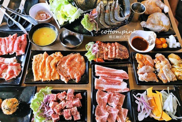 20200106161920 16 - 熱血採訪│肉鮮生MR.M.EAT台中韓式烤肉吃到飽來囉!肉品種類多,滿滿人潮排到門口