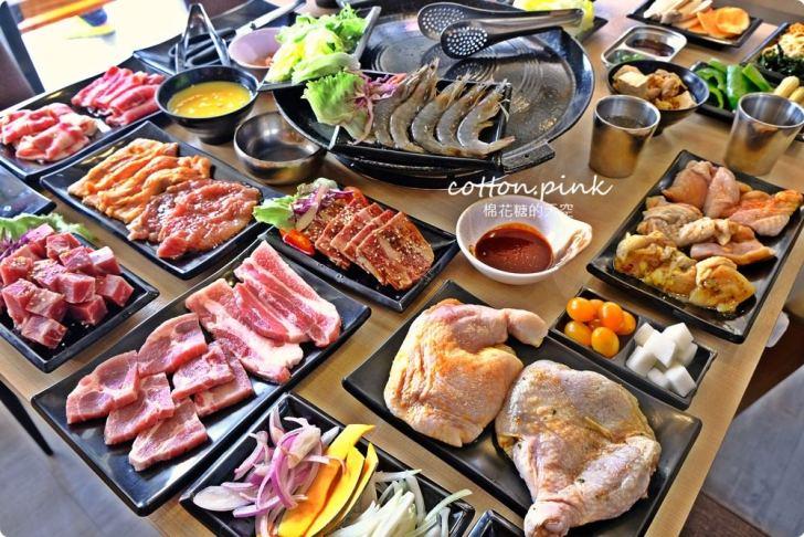 20200106161923 68 - 熱血採訪│肉鮮生MR.M.EAT台中韓式烤肉吃到飽來囉!肉品種類多,滿滿人潮排到門口
