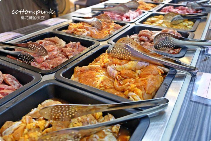 20200106161932 85 - 熱血採訪│肉鮮生MR.M.EAT台中韓式烤肉吃到飽來囉!肉品種類多,滿滿人潮排到門口