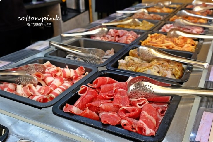 20200106161933 42 - 熱血採訪│肉鮮生MR.M.EAT台中韓式烤肉吃到飽來囉!肉品種類多,滿滿人潮排到門口