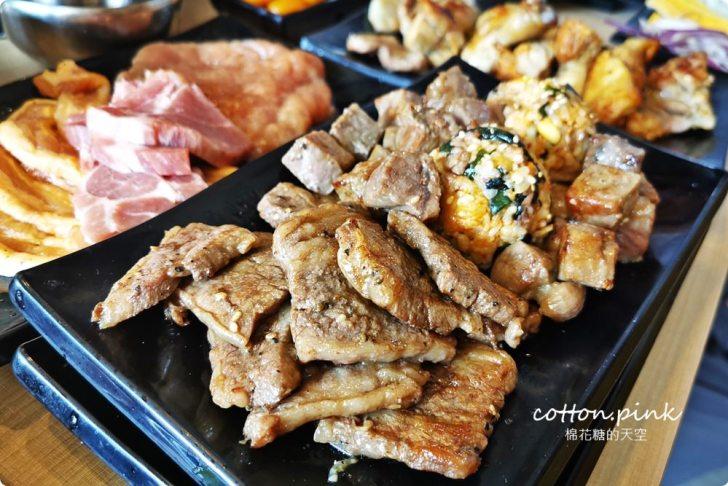 20200106162004 53 - 熱血採訪│肉鮮生MR.M.EAT台中韓式烤肉吃到飽來囉!肉品種類多,滿滿人潮排到門口