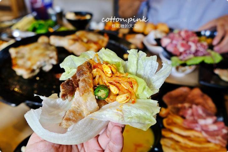 20200106162022 3 - 熱血採訪│肉鮮生MR.M.EAT台中韓式烤肉吃到飽來囉!肉品種類多,滿滿人潮排到門口