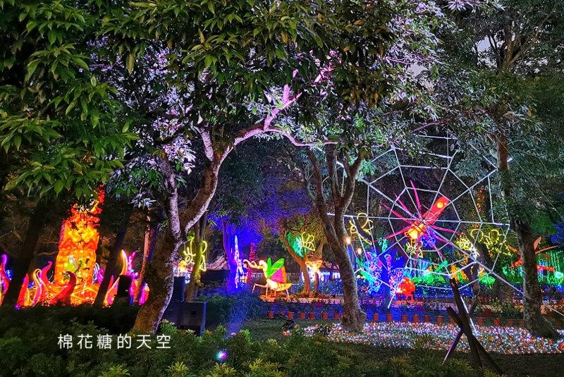 臺灣燈會在臺中~后里燈區位置圖,四大主燈副燈搶先看 - 棉花糖的天空