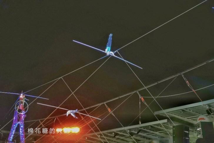 20200210160451 54 - 台灣燈會后里馬場燈區每晚都有高空特技表演~免費入場超好看!