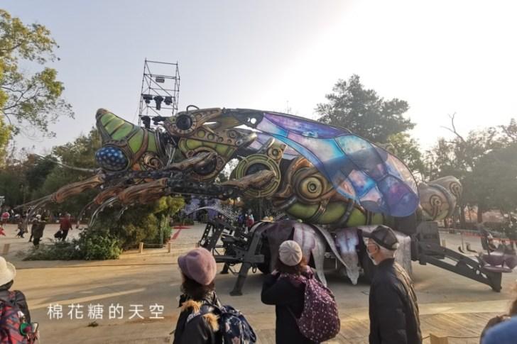 20200211164326 74 - 台灣燈會必看表演-全球首演森林機械巨蟲秀,台灣限定一天只有三場