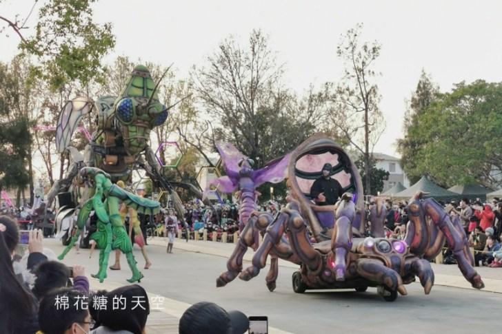20200211164329 34 - 台灣燈會必看表演-全球首演森林機械巨蟲秀,台灣限定一天只有三場