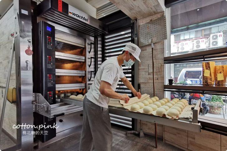20200314162700 4 - 熱血採訪│韓國最夯的蒜蒜包!巴蕾麵包改良過,鹹甜鹹甜牽絲更好吃