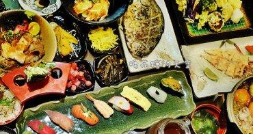 《台中美食》精誠路商圈出現超平價日式餐廳大間町-丼和食!多種小菜、味噌湯、白飯~無限吃到飽,丼飯、鍋物、握壽司通通有~CP值超高