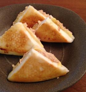 お弁当に☆ツナマヨチーズはんぺん