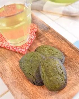 濃い抹茶のカラメルビスケット* by ふじたかな 【クックパッド】 簡単おいしいみんなのレシピが329萬品