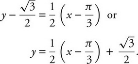 AP Calculus AB Question 495: Answer and Explanation