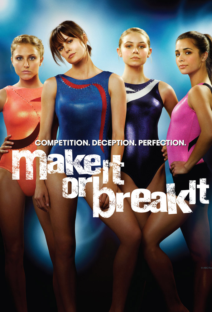 Make It Or Break It Streaming : break, streaming, Break, Complete, WEB-DL, DD5.1, H.264, SURFER, KiNGS