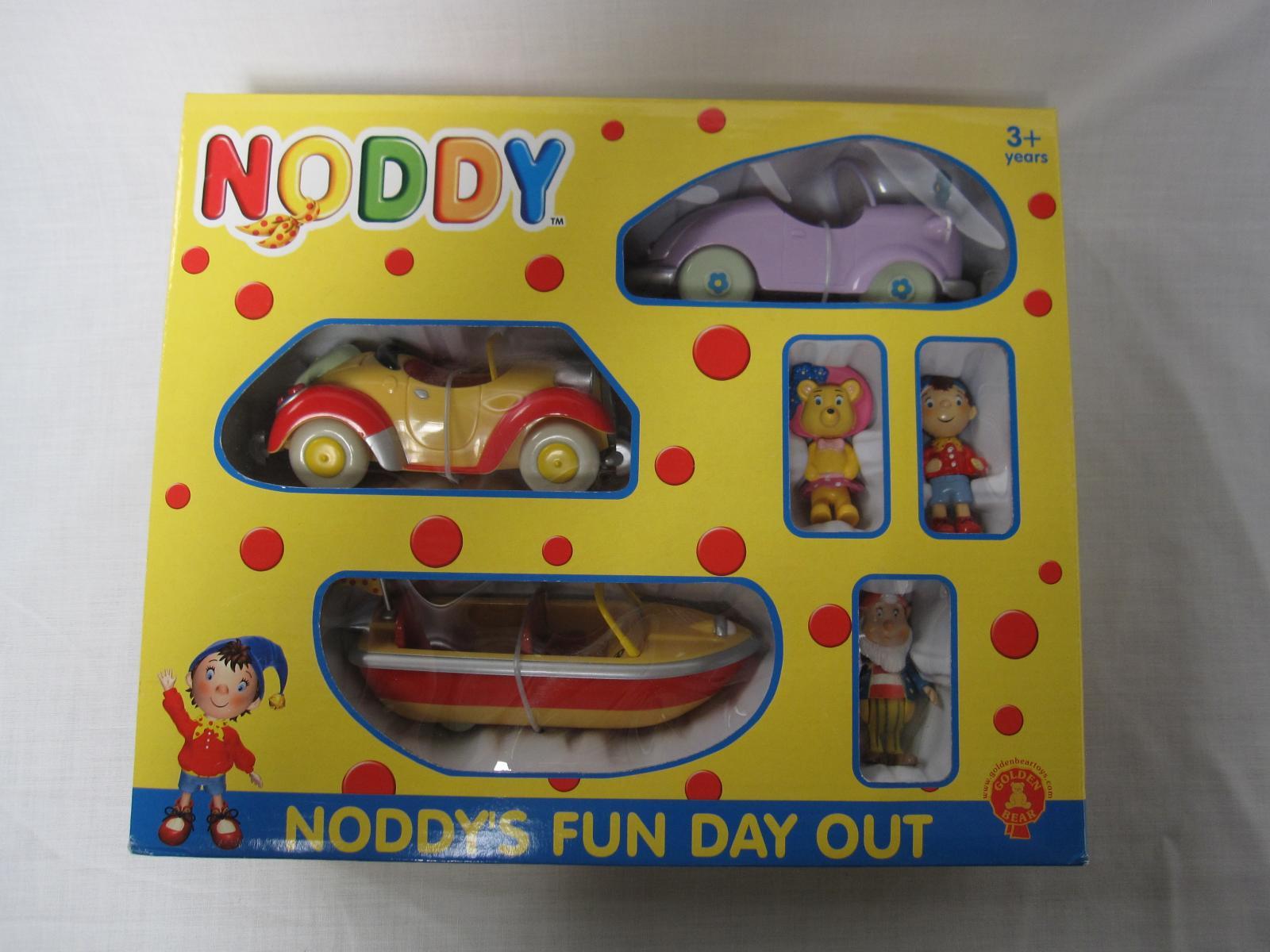 Noddy' Fun Day Playset 109