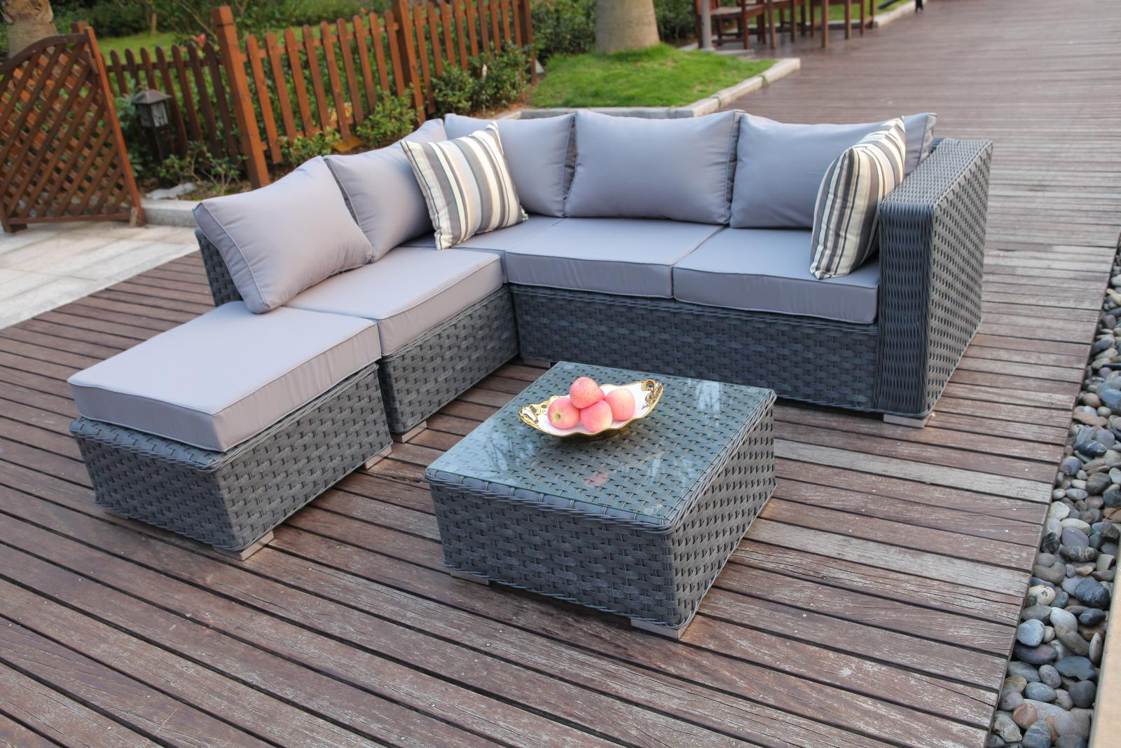 corner sofas for conservatories crate and barrel sectional sofa sale conservatory modular 5 seater rattan set