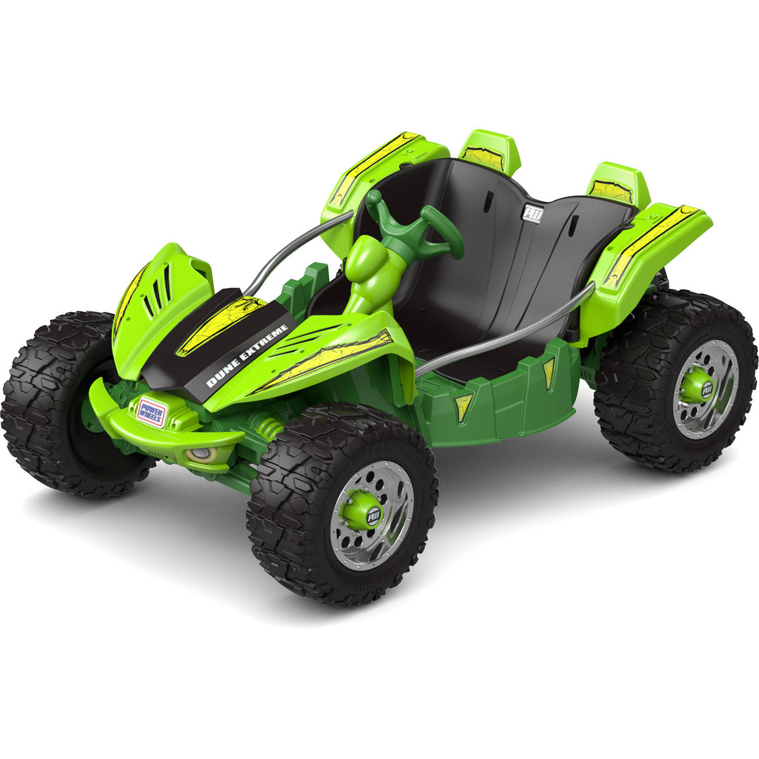 Fisher Power Wheels Ride Battery Powered 12v Dune