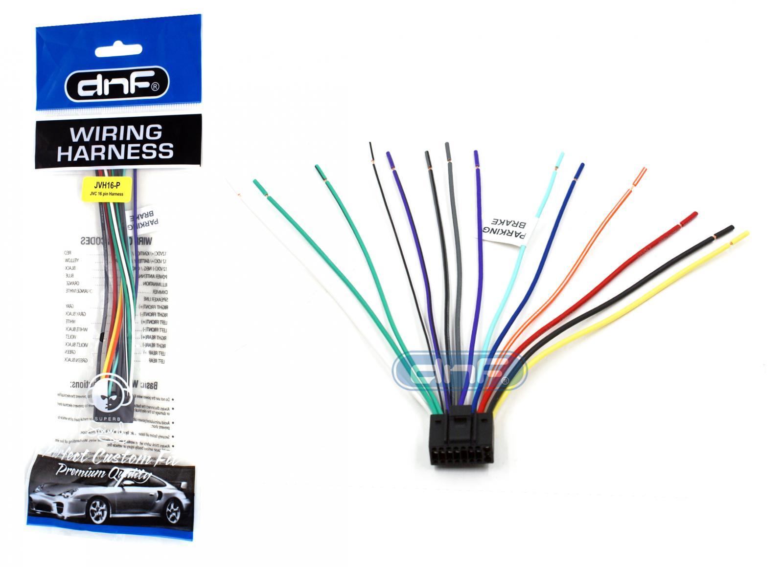 jvc kd s26 wiring harness
