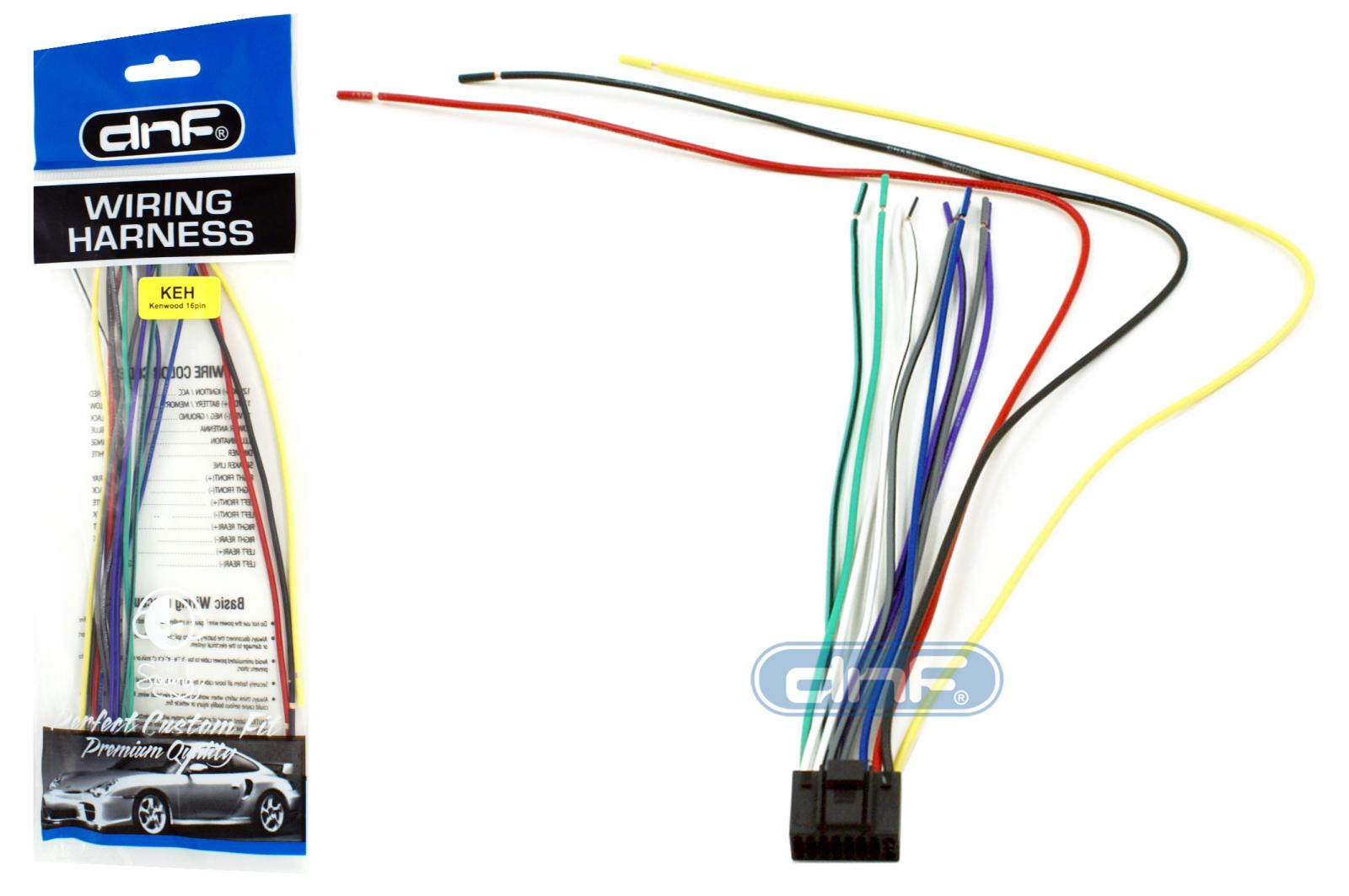 small resolution of kenwood kdc 138 wiring harness wiring librarykenwood wiring harness 16 pin kdc 138 kdc 215s kdc
