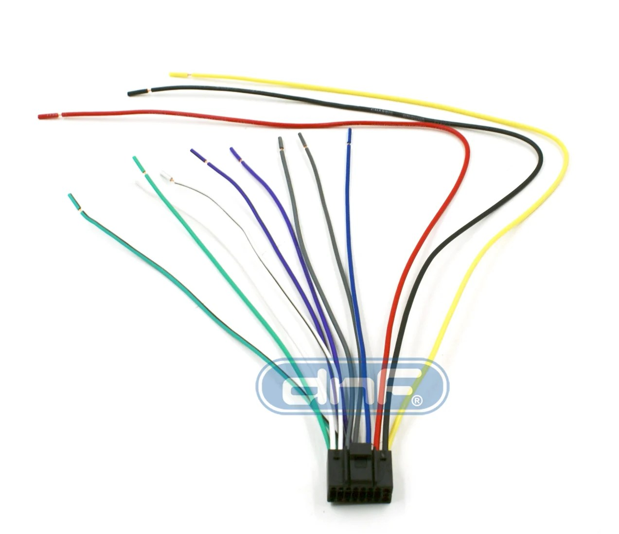 hight resolution of kenwood wiring harness 16 pin kdc 138 kdc 215s kdc 217 ships today wire harness further kenwood kdc mp332 wiring diagram besides kenwood
