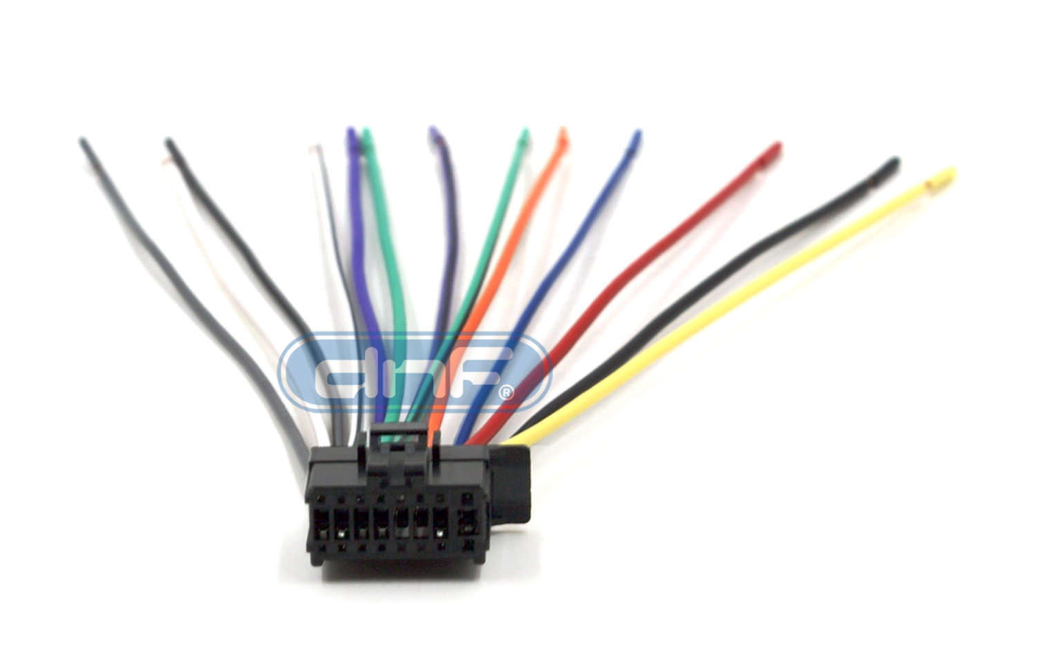 hight resolution of pioneer deh p5200hd deh p6200bt dxt 2266ub wiring harness ships free today