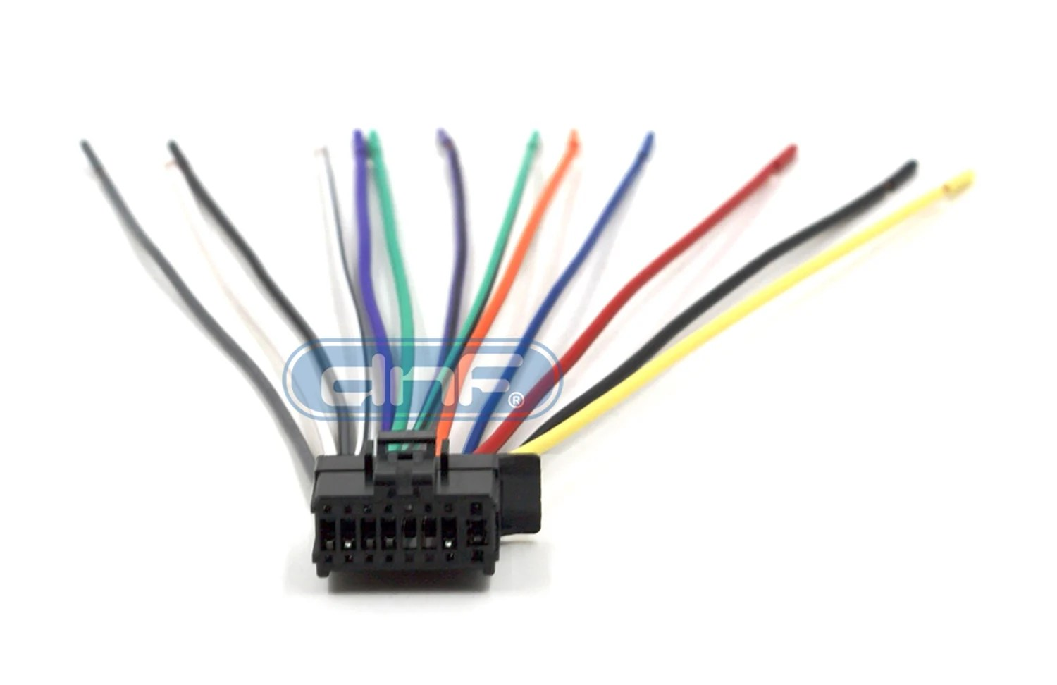 small resolution of pioneer deh p5200hd deh p6200bt dxt 2266ub wiring harness ships free today