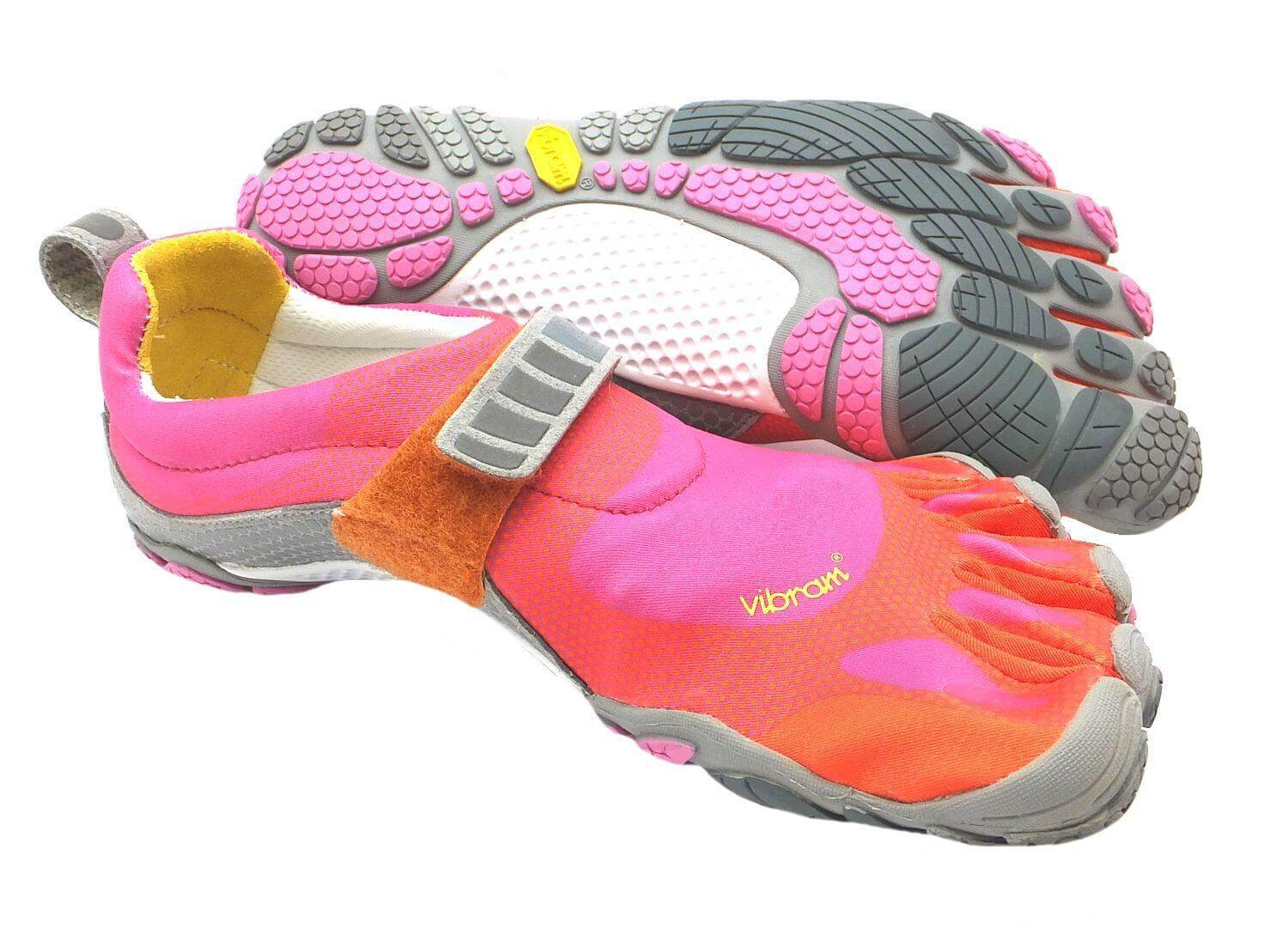 Pink Vibram Five Finger Shoes