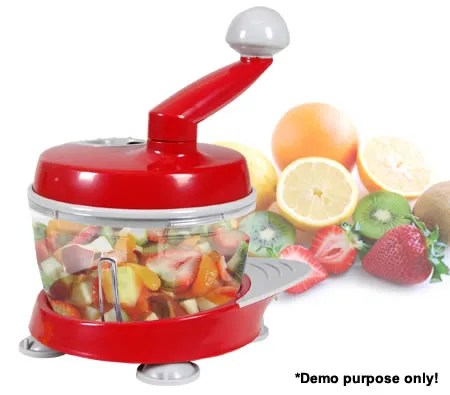 Manual Food Processor Chopper  CrazySalescomau  Crazy