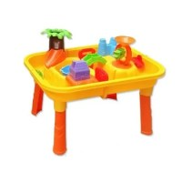 Outdoor Water & Sand Children Activity Play Table with ...