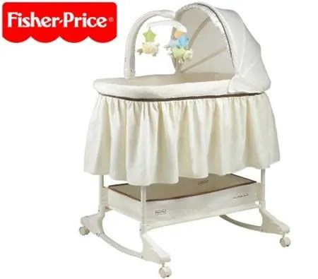 Fisher Price My Little Lamb Bassinet Crazy Sales