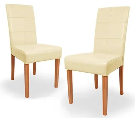 genuine leather dining chairs melbourne pool noodle chair furniture set crazy sales