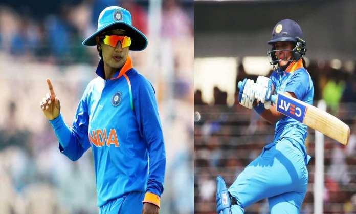 Cricket Image for दक्षिण अफ्रीका के खिलाफ 5 वनडे और 3 टी-20 मैचों के लिए भारतीय महिला टीम का ऐलान, इ