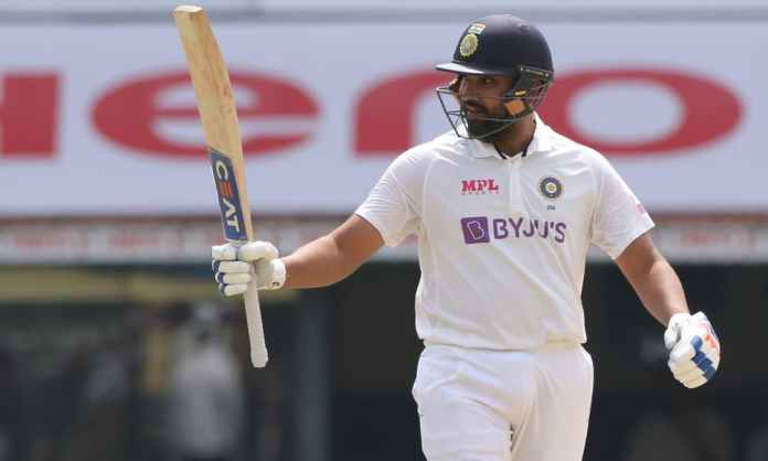 Cricket Image for Rohit Sharma Got 6 Places Benefit In Icc Test Ranking After Extraordinary Perform