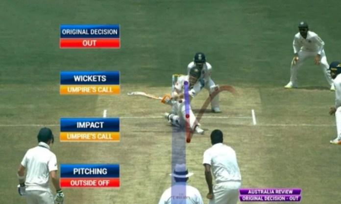 Cricket Image for DRS में क्या जरूरत है 'अंपायर कॉल' की?, 37 साल के नितिन मेनन ने सुलझाई गुत्थी