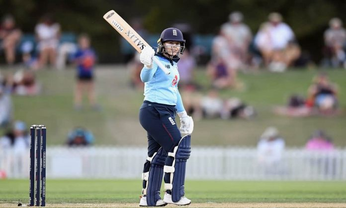 Cricket Image for England's Tammy Beaumont Reached Number 1 In Icc Womens Odi Rankings