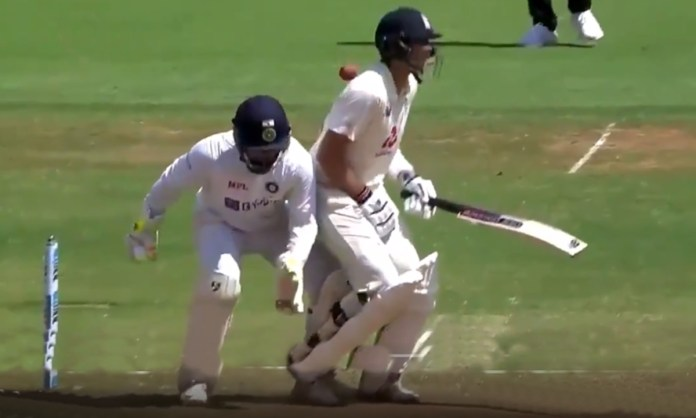 Cricket Image for Virat Kohli And Joe Root Fuuny Moment