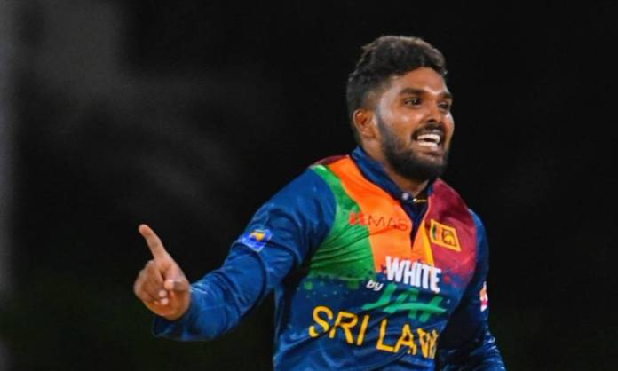 Cricket Image for तीन टी-20 मैचों में 12 ओवर में 42 रन देकर चटकाए 8 विकेट, कौन है ये 'वानिंदु हसरंग