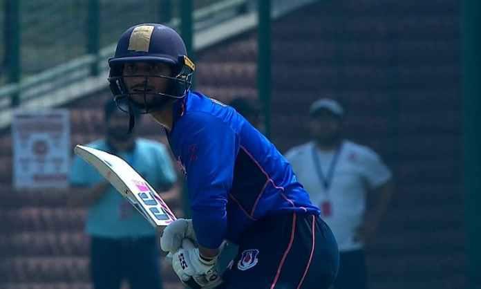 Cricket Image for Uttar Pradesh Beat Delhi By 42 Runs To Advance To Semi Finals At Vijay Hazare Trop
