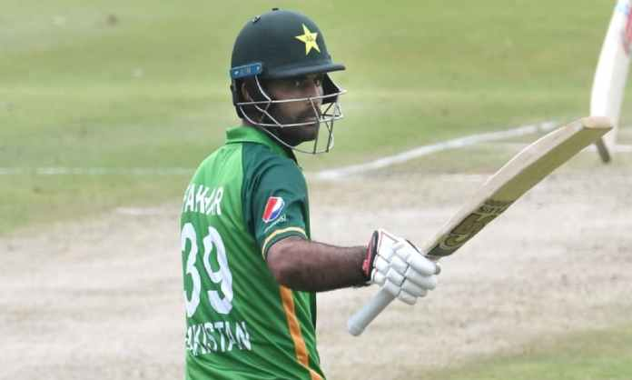 Cricket Image for Fakhar Zaman Got A Jump Of 7 Places In Icc's Latest Odi Rankings Reached Number 12