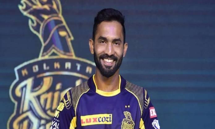 Cricket Image for Former Kkr Captain Dinesh Karthik Appreciated Said That He Felt Some Changes In Ha